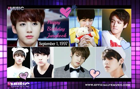 Happy Birthday to BTS s Jungkook!   The latest kpop news ...