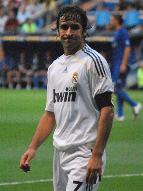 Happy birthday to Raul! 36 today! : realmadrid