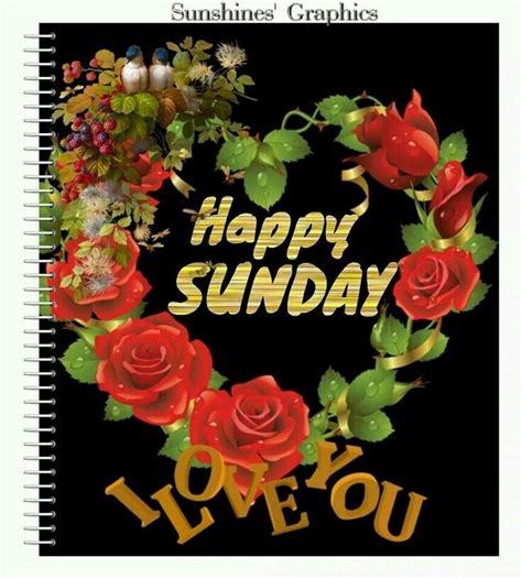 Happy Sunday, I Love You Pictures, Photos, and Images for ...