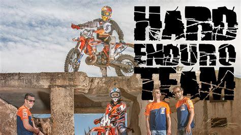Hard Enduro Team: KTM Zona Paddock EnduroPro - YouTube