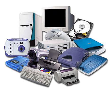 Hardware, soporte fisico de la computadora