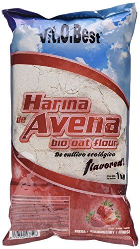 HARINA DE AVENA 1 Kg FRESA | Proteínas | Tienda Online ...