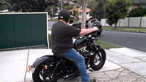 Harley 48 Ride - YouTube
