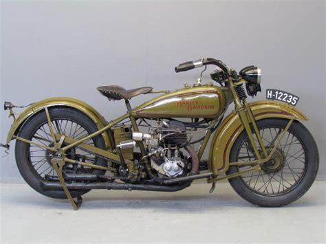 Harley Davidson 1929 29C 500 cc 1 cyl sv - Yesterdays