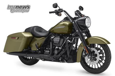 Harley Davidson announce new Road King Special | MCNews.com.au