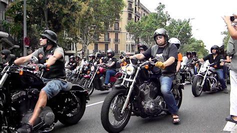 Harley Davidson Barcelona 2012