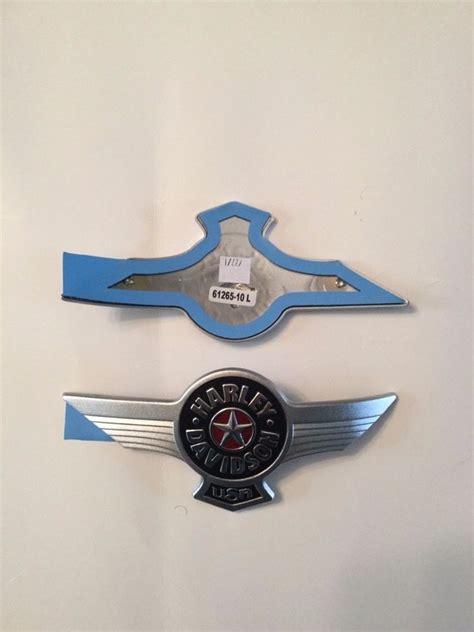 Harley Davidson Emblemas Para Varios Modelos Nuevos ...