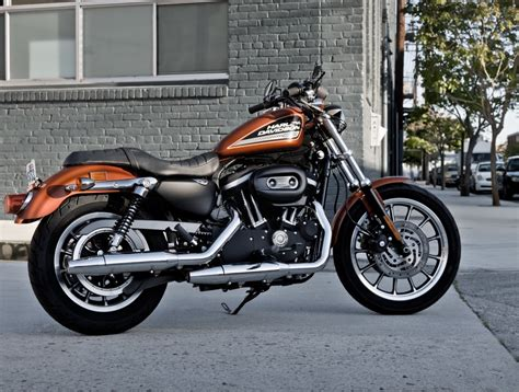 Harley Davidson Harley Davidson XL883R Sportster   Moto ...