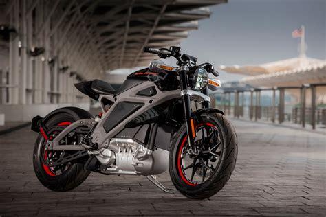 Harley-Davidson podría sacar a producción su primer moto ...