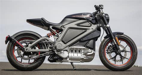 Harley-Davidson presenta su moto eléctrica: Livewire ...