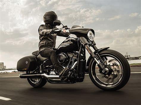 Harley-Davidson Sport Glide 2018: custom-cruiser viajera ...