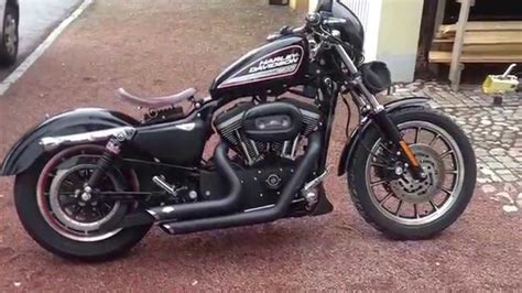 Harley Davidson Sportster 2006 883/1200 - YouTube