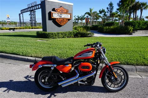Harley Davidson Sportster 883 R motorcycles for sale