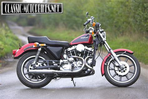 Harley Davidson Sportster | Classic Motorbikes
