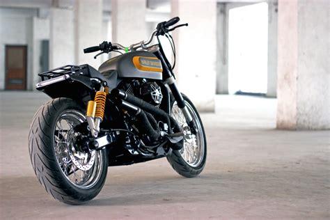 Harley Davidson Street 750 by TJ Moto