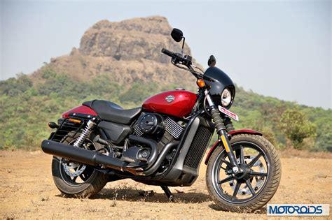 Harley Davidson Street 750 Review: Urban Metamorphosis ...
