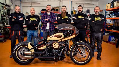 Harley Davidson Tarraco representará a España en Milán
