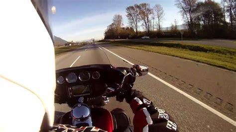 Harley Davidson Trike ride. - YouTube