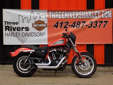 Harley Davidson Xl 883r Sportster motorcycles for sale
