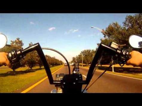 Harley Ride POV style - YouTube