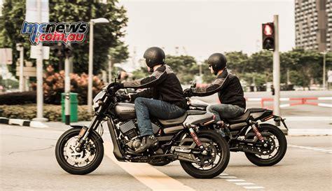 Harley Street Rod 750 Tested | MCNews.com.au
