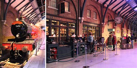 Harry Potter: 4 atrações no Reino Unido  com os estúdios!