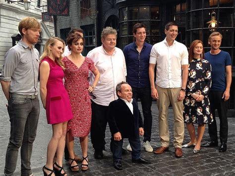 Harry Potter Cast Reunion Pictures | POPSUGAR Entertainment