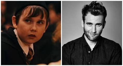 Harry Potter: el antes y después de los personajes ...