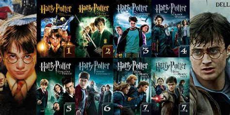 Harry Potter, la saga arriverà in Blu Ray 4K? #LegaNerd