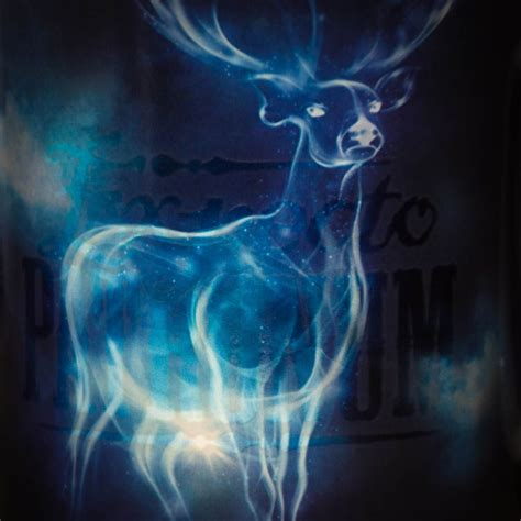 Harry Potter Patronus Heat Change Mug | Menkind