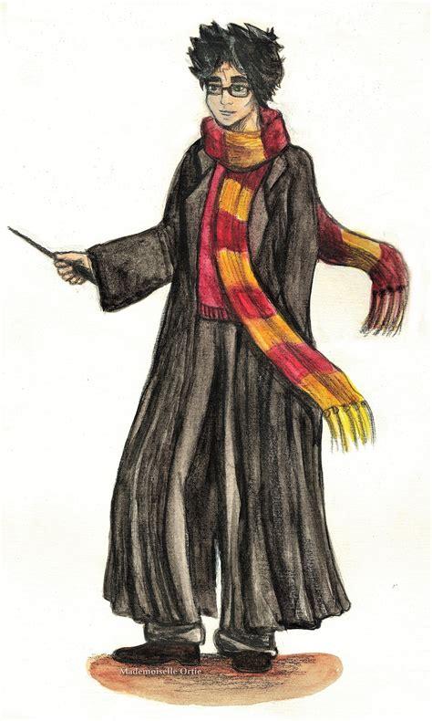 Harry Potter  personnage  — Wikipédia