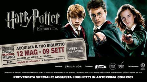 Harry Potter The Exhibition: info, orari e prezzo dei ...