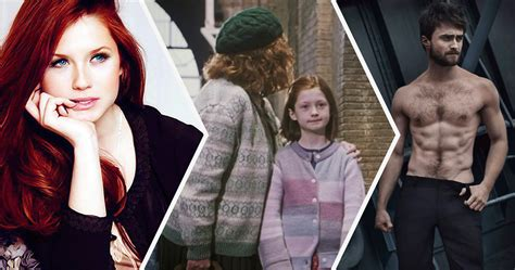 Harry Potter: What The Cast Looked Like In The First Movie ...