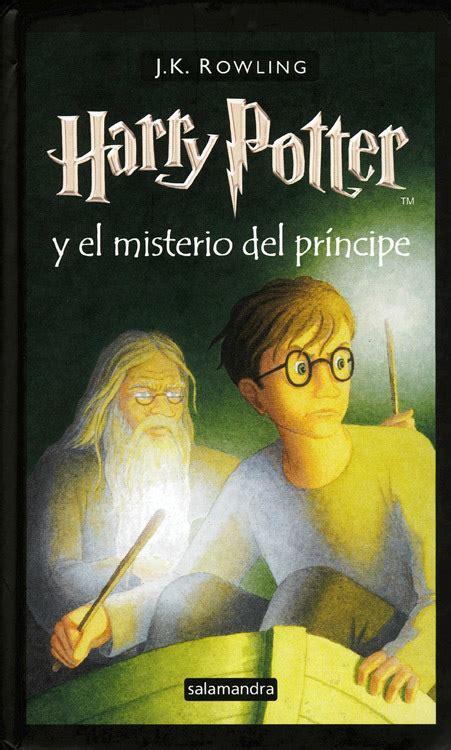 HARRY POTTER Y EL MISTERIO DEL PRINCIPE   ROWLING JOANNE K ...