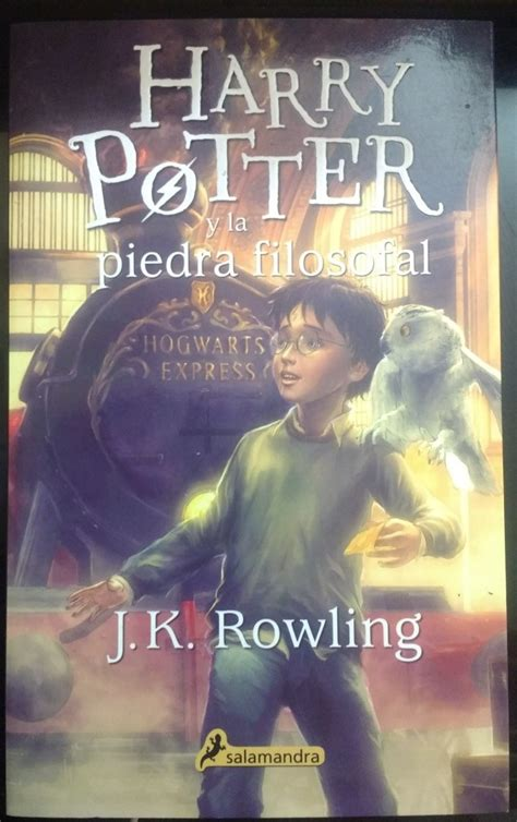 Harry Potter Y La Piedra Filosofal - $ 180.00 en Mercado Libre
