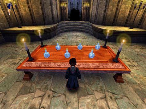 Harry Potter y la Piedra Filosofal PC - JuegosADN