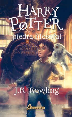 HARRY POTTER Y LA PIEDRA FILOSOFAL   ROWLING JOANNE K ...