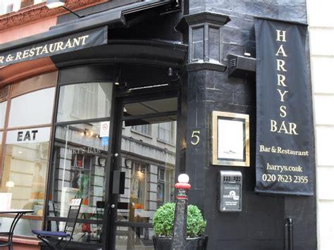 Harry s Bar Abchurch Yard, London | CitySeeker