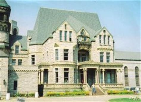 Haunted Ohio Places:The Mansfield Reformatory