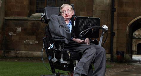 Hawking:  La historia de la humanidad es la historia de la ...