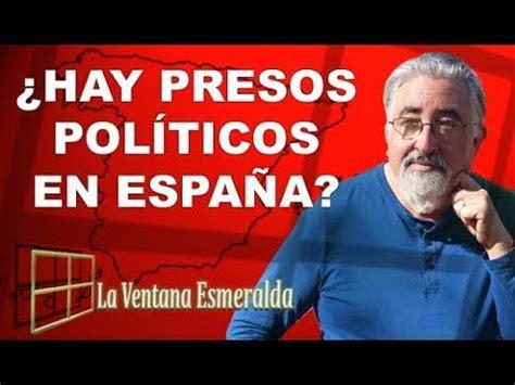 ¿Hay en España presos políticos?   YouTube