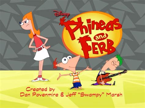 hay madre mia: PHINEAS Y FERB