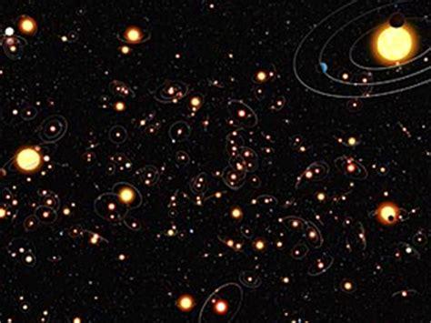 Hay más planetas que estrellas en la Vía Láctea