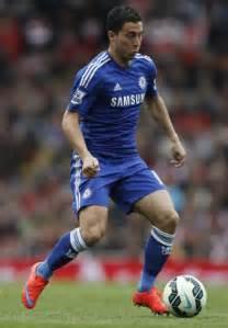 Hazard gana el premio a mejor jugador del año en el fútbol ...
