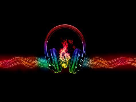 Headphones With Music Wallpaper | I music | Pinterest ...