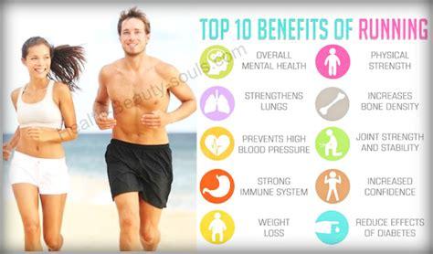 Health And Beauty Souls: Top ten running benefits- Weight ...