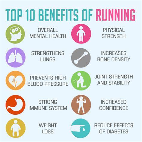 Health Benefits of Running - Juice Works