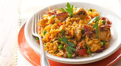 Healthy Rice Dinners   MyPlate Inspired Rice Recipes