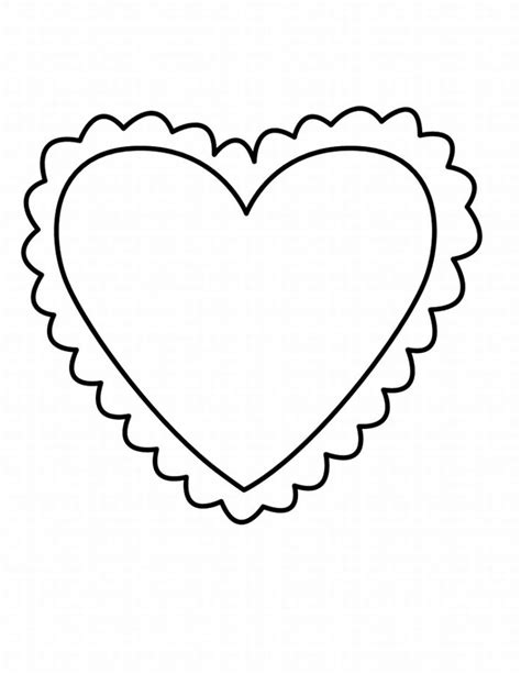 Heart Coloring Pages 2 | Coloring Pages To Print