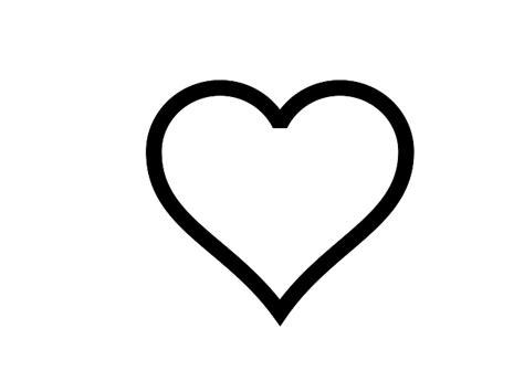 Heart emoji outline copy and paste